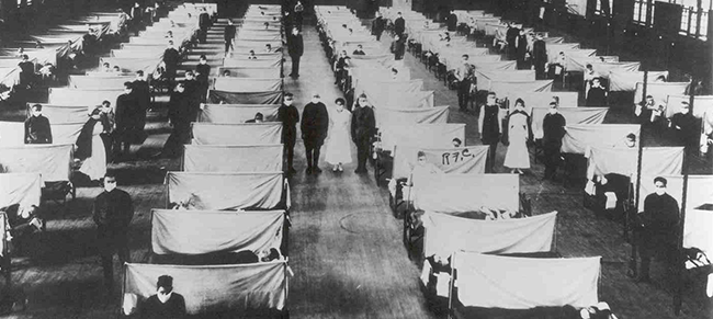 Why the 1918 Flu Pandemic Matters Now