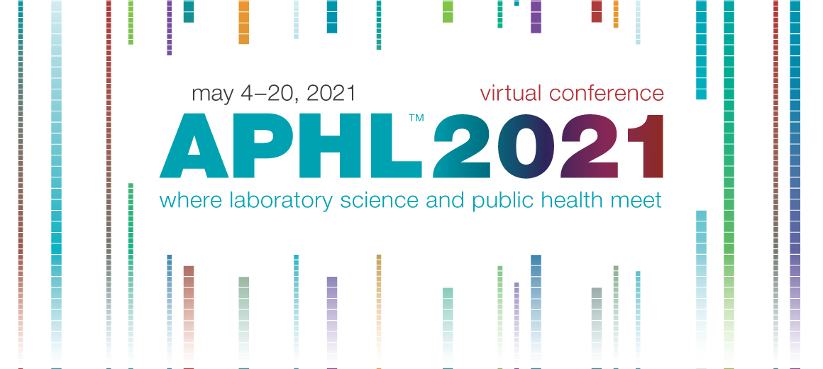 Join us for APHL 2021!