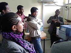 Ethiopia: Training to Maintain Lab Equipment