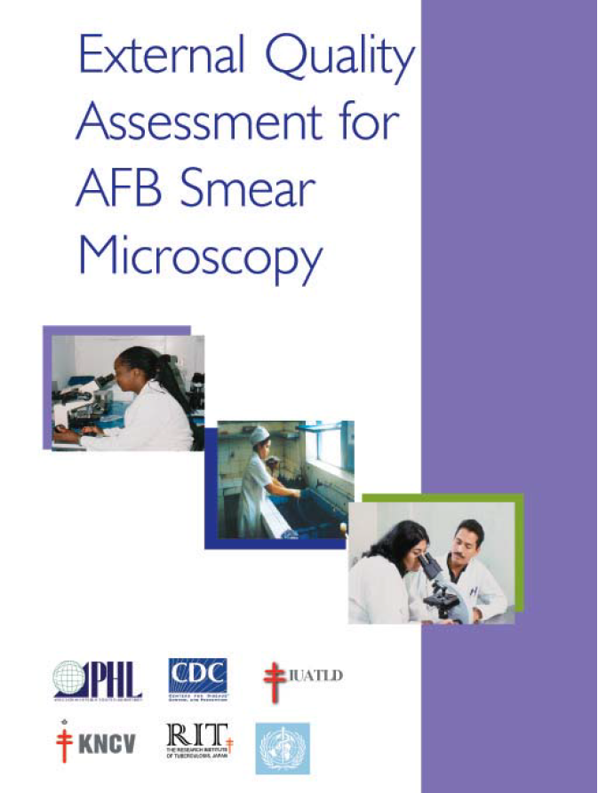 External Quality Assessment for AFB Smear Microscopy